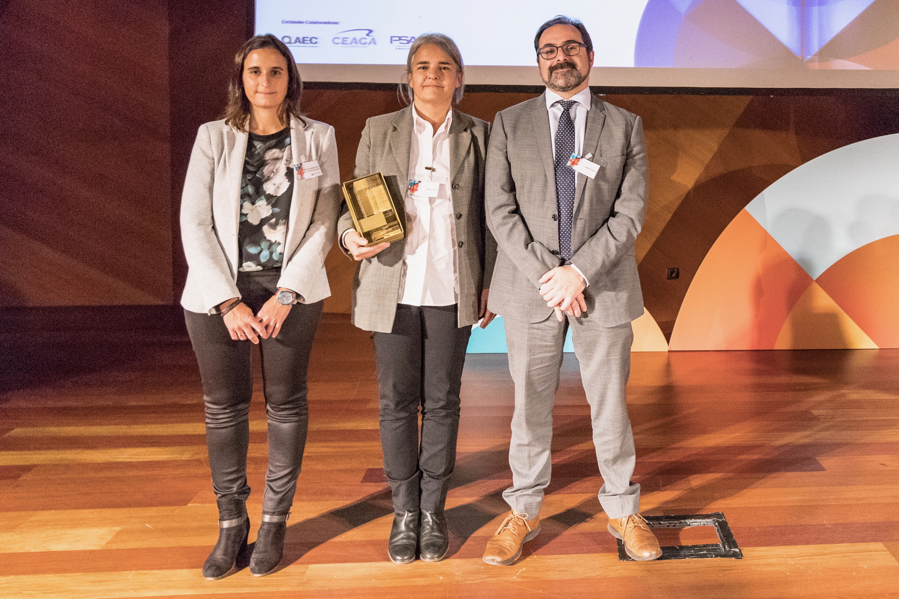 Kaizen Institute Spain awarded Grupo Calvo with the Premio KAIZEN™ Lean España, Category: Excellence in Growth Strategy